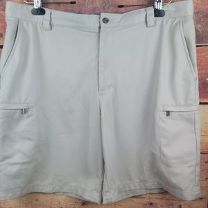 🍄3/45$🍄 Izod men's golf casual bermudas